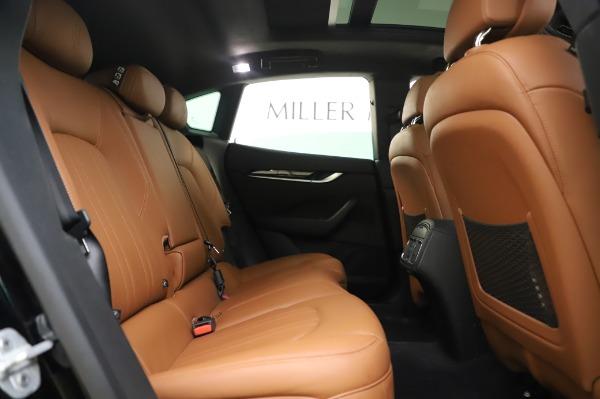 Used 2017 Maserati Levante Q4 for sale $51,900 at Maserati of Greenwich in Greenwich CT 06830 25