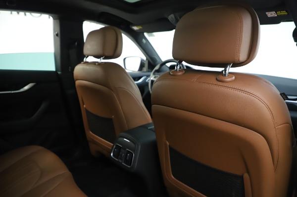 Used 2017 Maserati Levante Q4 for sale $51,900 at Maserati of Greenwich in Greenwich CT 06830 26
