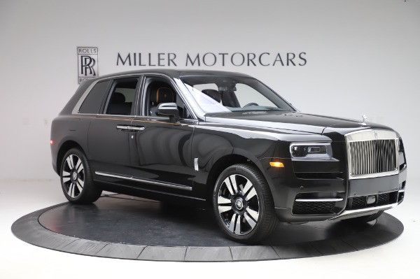Used 2019 Rolls-Royce Cullinan for sale $349,900 at Maserati of Greenwich in Greenwich CT 06830 8