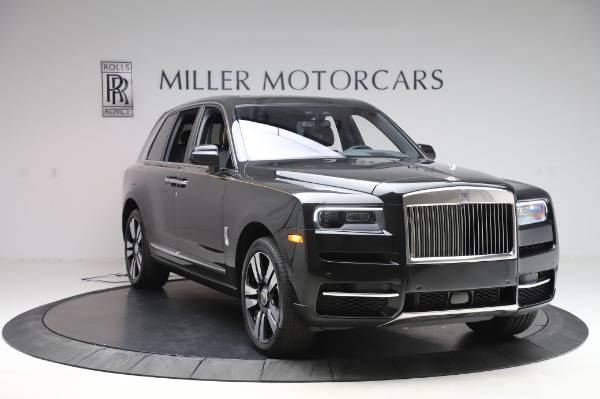 Used 2019 Rolls-Royce Cullinan for sale $349,900 at Maserati of Greenwich in Greenwich CT 06830 9