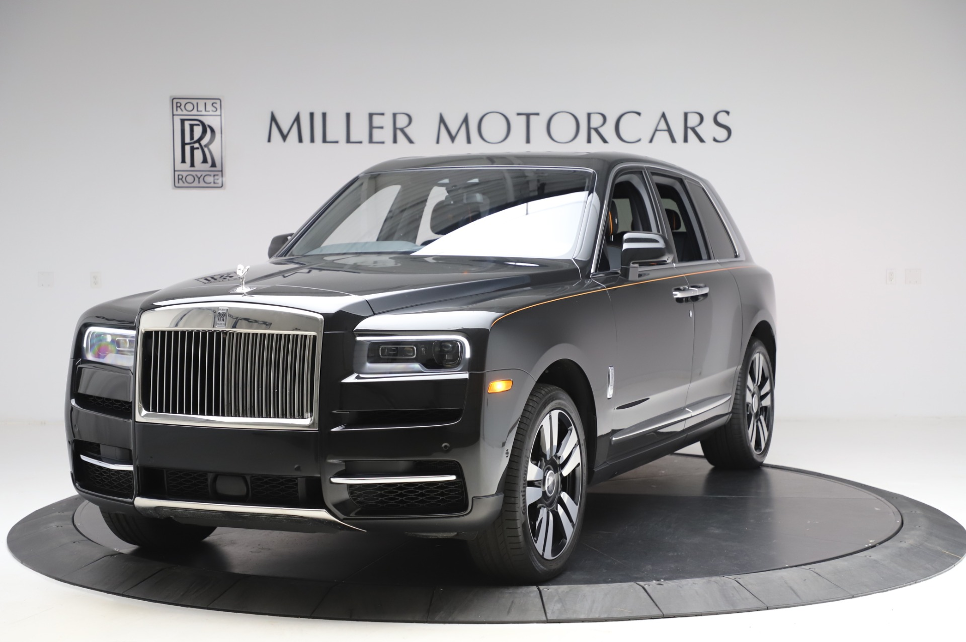 Used 2019 Rolls-Royce Cullinan for sale $349,900 at Maserati of Greenwich in Greenwich CT 06830 1