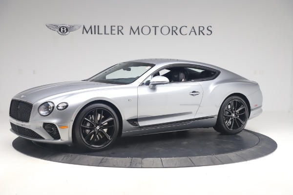 New 2020 Bentley Continental GT V8 First Edition for sale $276,600 at Maserati of Greenwich in Greenwich CT 06830 2