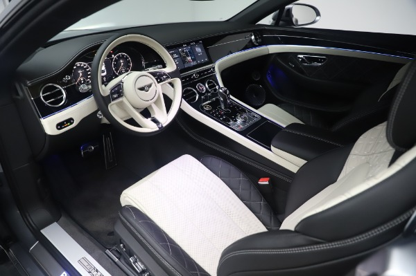 New 2020 Bentley Continental GT V8 First Edition for sale $276,600 at Maserati of Greenwich in Greenwich CT 06830 20