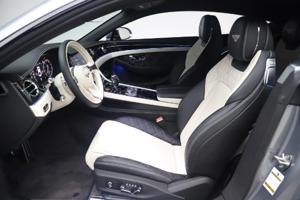 New 2020 Bentley Continental GT V8 First Edition for sale $276,600 at Maserati of Greenwich in Greenwich CT 06830 21