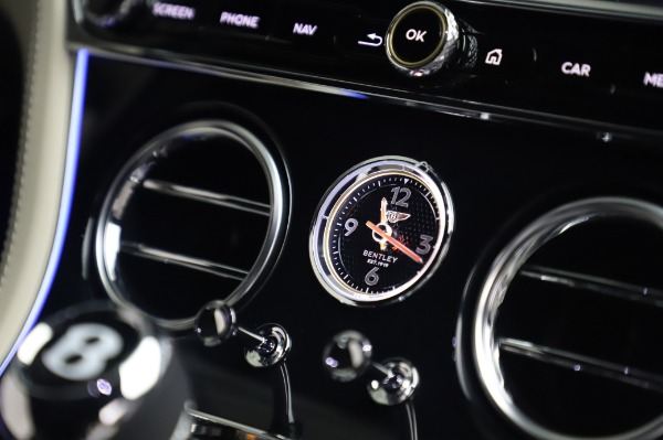 Used 2020 Bentley Continental GT V8 First Edition for sale $259,900 at Maserati of Greenwich in Greenwich CT 06830 26