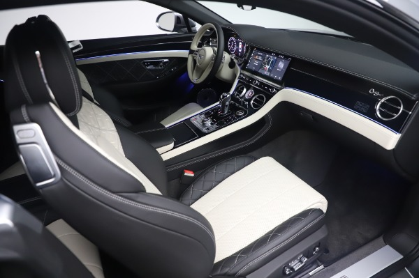 New 2020 Bentley Continental GT V8 First Edition for sale $276,600 at Maserati of Greenwich in Greenwich CT 06830 27