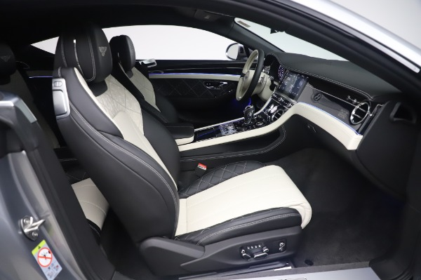 New 2020 Bentley Continental GT V8 First Edition for sale $276,600 at Maserati of Greenwich in Greenwich CT 06830 28