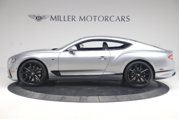New 2020 Bentley Continental GT V8 First Edition for sale $276,600 at Maserati of Greenwich in Greenwich CT 06830 3