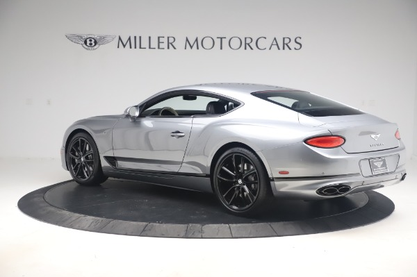 New 2020 Bentley Continental GT V8 First Edition for sale $276,600 at Maserati of Greenwich in Greenwich CT 06830 4