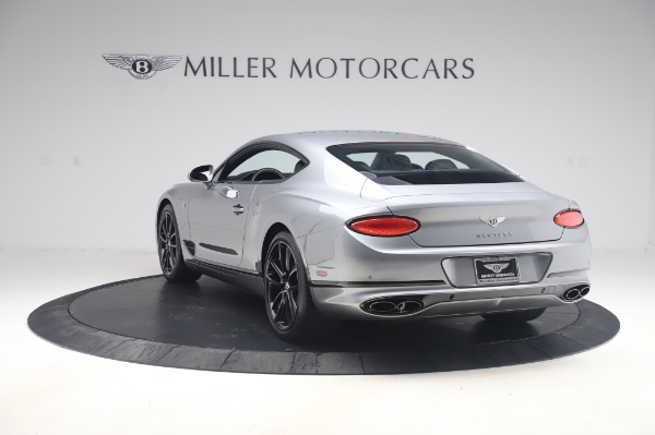 New 2020 Bentley Continental GT V8 First Edition for sale $276,600 at Maserati of Greenwich in Greenwich CT 06830 5