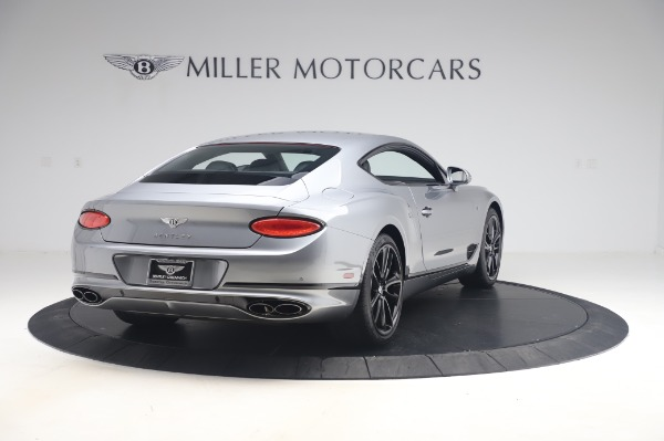 New 2020 Bentley Continental GT V8 First Edition for sale $276,600 at Maserati of Greenwich in Greenwich CT 06830 7