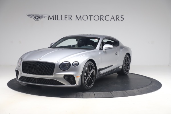 New 2020 Bentley Continental GT V8 First Edition for sale $276,600 at Maserati of Greenwich in Greenwich CT 06830 1