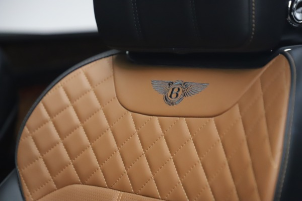 Used 2018 Bentley Bentayga Activity Edition for sale $159,900 at Maserati of Greenwich in Greenwich CT 06830 20