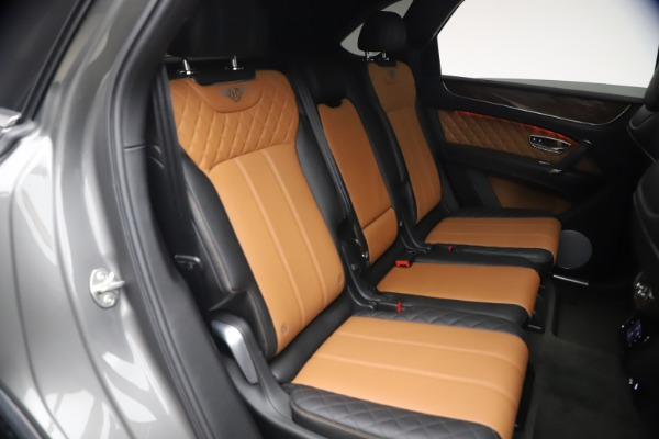 Used 2018 Bentley Bentayga Activity Edition for sale $159,900 at Maserati of Greenwich in Greenwich CT 06830 26