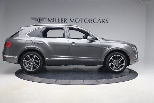 Used 2018 Bentley Bentayga Activity Edition for sale $159,900 at Maserati of Greenwich in Greenwich CT 06830 9
