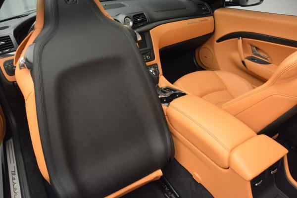 New 2016 Maserati GranTurismo MC for sale Sold at Maserati of Greenwich in Greenwich CT 06830 25