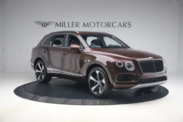 Used 2020 Bentley Bentayga V8 for sale $186,900 at Maserati of Greenwich in Greenwich CT 06830 11
