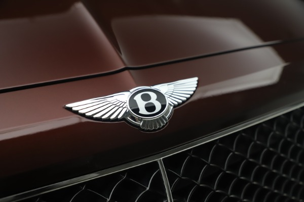 Used 2020 Bentley Bentayga V8 for sale $186,900 at Maserati of Greenwich in Greenwich CT 06830 14