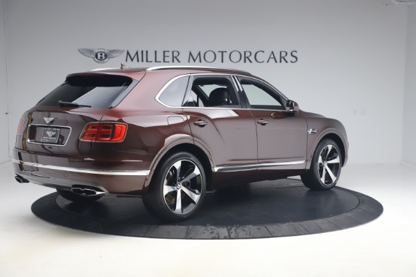 Used 2020 Bentley Bentayga V8 for sale $186,900 at Maserati of Greenwich in Greenwich CT 06830 8