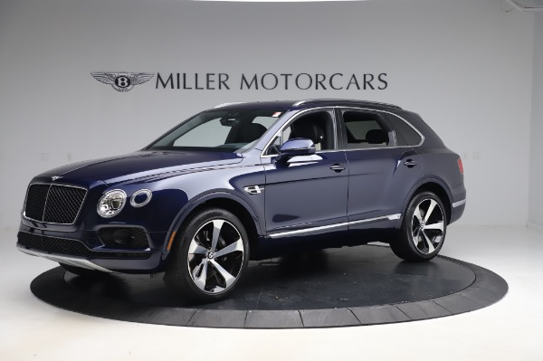 Used 2020 Bentley Bentayga V8 for sale Call for price at Maserati of Greenwich in Greenwich CT 06830 2