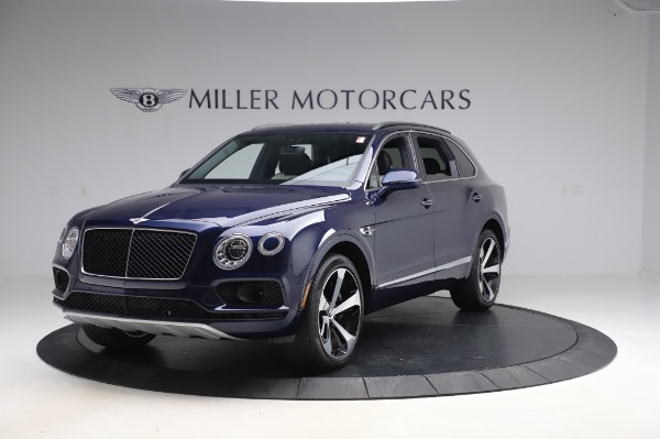 Used 2020 Bentley Bentayga V8 for sale Call for price at Maserati of Greenwich in Greenwich CT 06830 1