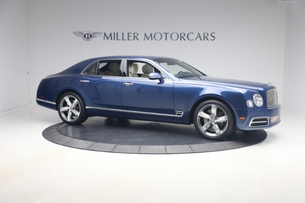 Used 2020 Bentley Mulsanne Speed for sale $269,900 at Maserati of Greenwich in Greenwich CT 06830 10
