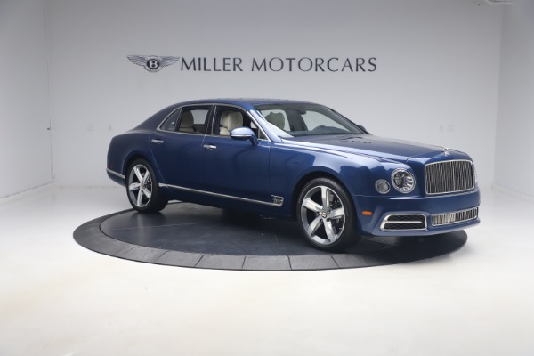 Used 2020 Bentley Mulsanne Speed for sale $279,900 at Maserati of Greenwich in Greenwich CT 06830 11