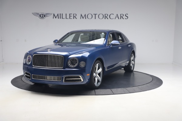 Used 2020 Bentley Mulsanne Speed for sale $279,900 at Maserati of Greenwich in Greenwich CT 06830 2