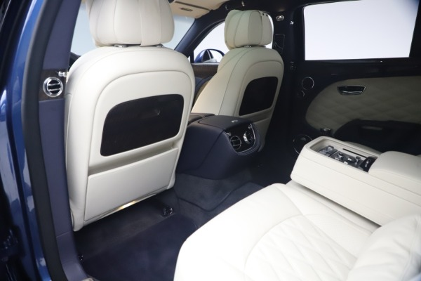 Used 2020 Bentley Mulsanne Speed for sale $279,900 at Maserati of Greenwich in Greenwich CT 06830 21