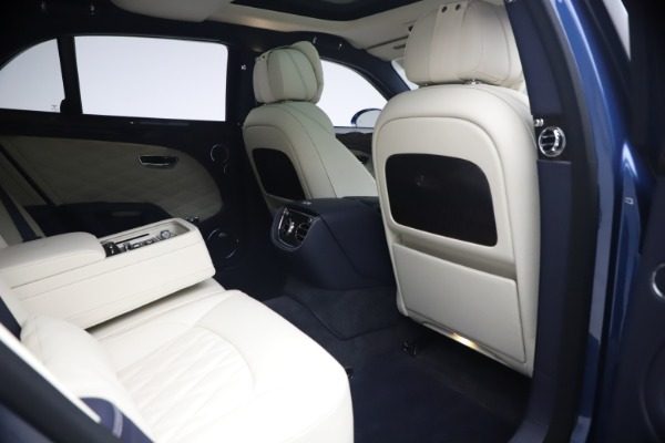 Used 2020 Bentley Mulsanne Speed for sale $269,900 at Maserati of Greenwich in Greenwich CT 06830 27