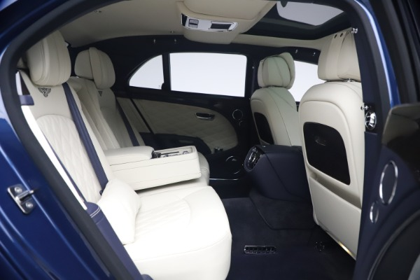 Used 2020 Bentley Mulsanne Speed for sale $269,900 at Maserati of Greenwich in Greenwich CT 06830 28