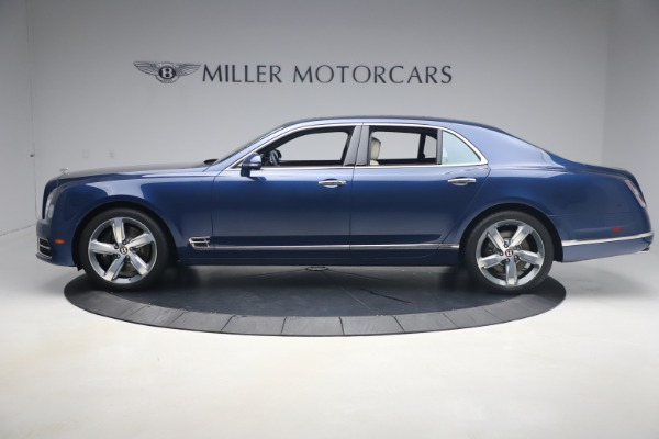 Used 2020 Bentley Mulsanne Speed for sale $279,900 at Maserati of Greenwich in Greenwich CT 06830 3