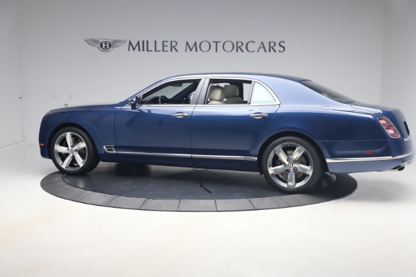 Used 2020 Bentley Mulsanne Speed for sale $279,900 at Maserati of Greenwich in Greenwich CT 06830 4