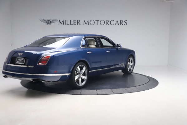 Used 2020 Bentley Mulsanne Speed for sale $279,900 at Maserati of Greenwich in Greenwich CT 06830 8