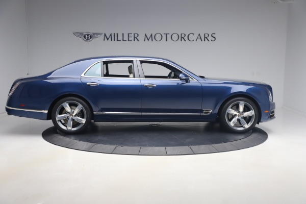 Used 2020 Bentley Mulsanne Speed for sale $269,900 at Maserati of Greenwich in Greenwich CT 06830 9