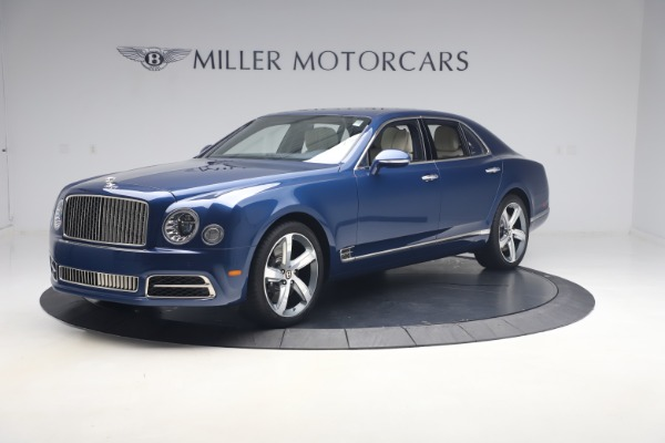 Used 2020 Bentley Mulsanne Speed for sale $279,900 at Maserati of Greenwich in Greenwich CT 06830 1
