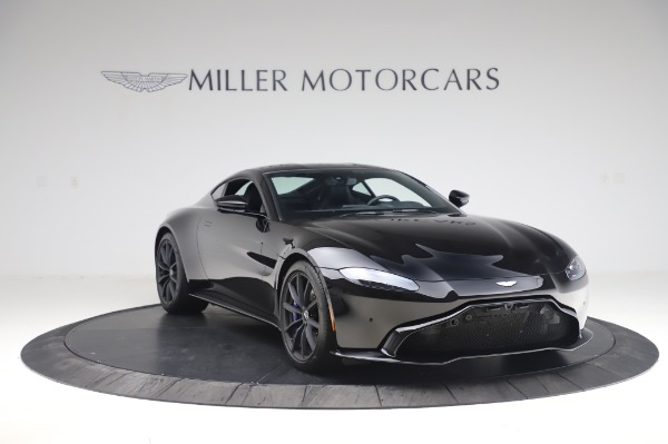 Used 2020 Aston Martin Vantage Coupe for sale $155,800 at Maserati of Greenwich in Greenwich CT 06830 10