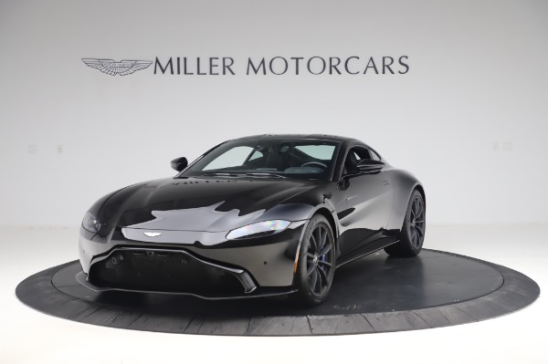 Used 2020 Aston Martin Vantage Coupe for sale $155,800 at Maserati of Greenwich in Greenwich CT 06830 12