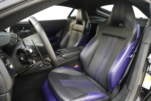 Used 2020 Aston Martin Vantage Coupe for sale $155,800 at Maserati of Greenwich in Greenwich CT 06830 14