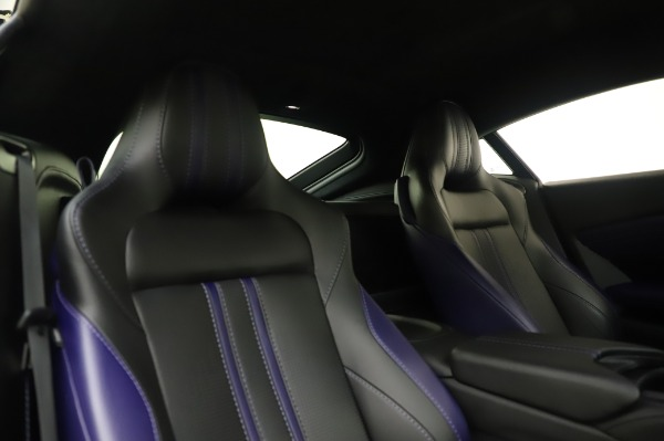 Used 2020 Aston Martin Vantage Coupe for sale $155,800 at Maserati of Greenwich in Greenwich CT 06830 18