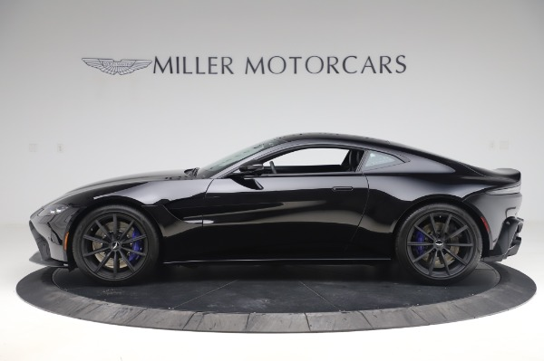 Used 2020 Aston Martin Vantage Coupe for sale $155,800 at Maserati of Greenwich in Greenwich CT 06830 2
