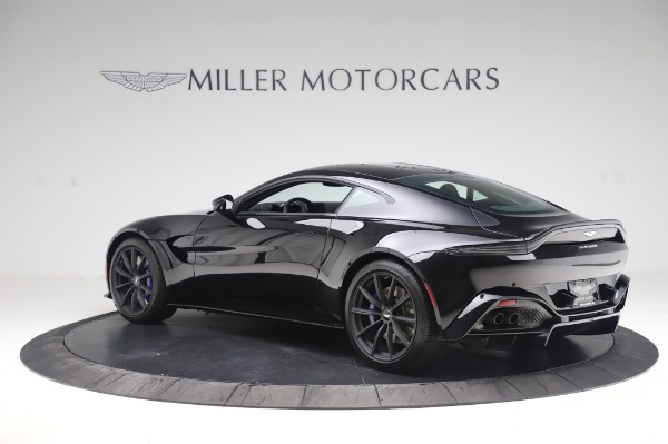 Used 2020 Aston Martin Vantage Coupe for sale $155,800 at Maserati of Greenwich in Greenwich CT 06830 3