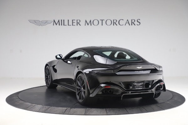 Used 2020 Aston Martin Vantage Coupe for sale $155,800 at Maserati of Greenwich in Greenwich CT 06830 4