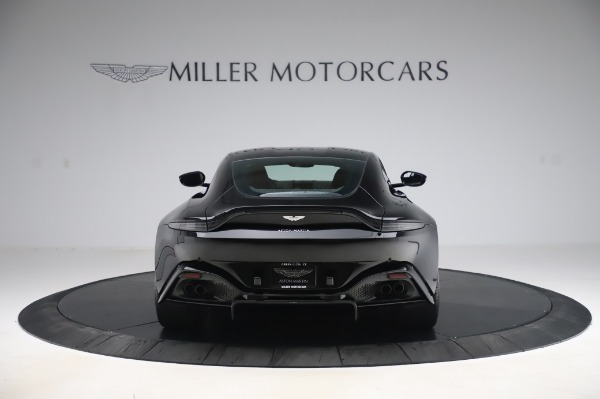 Used 2020 Aston Martin Vantage Coupe for sale $155,800 at Maserati of Greenwich in Greenwich CT 06830 5