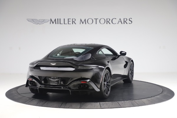 Used 2020 Aston Martin Vantage Coupe for sale $155,800 at Maserati of Greenwich in Greenwich CT 06830 6