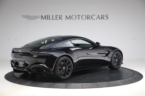 Used 2020 Aston Martin Vantage Coupe for sale $155,800 at Maserati of Greenwich in Greenwich CT 06830 7