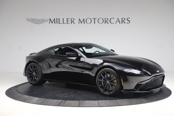 Used 2020 Aston Martin Vantage Coupe for sale $155,800 at Maserati of Greenwich in Greenwich CT 06830 9