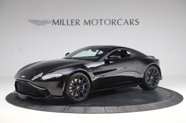 Used 2020 Aston Martin Vantage Coupe for sale $155,800 at Maserati of Greenwich in Greenwich CT 06830 1