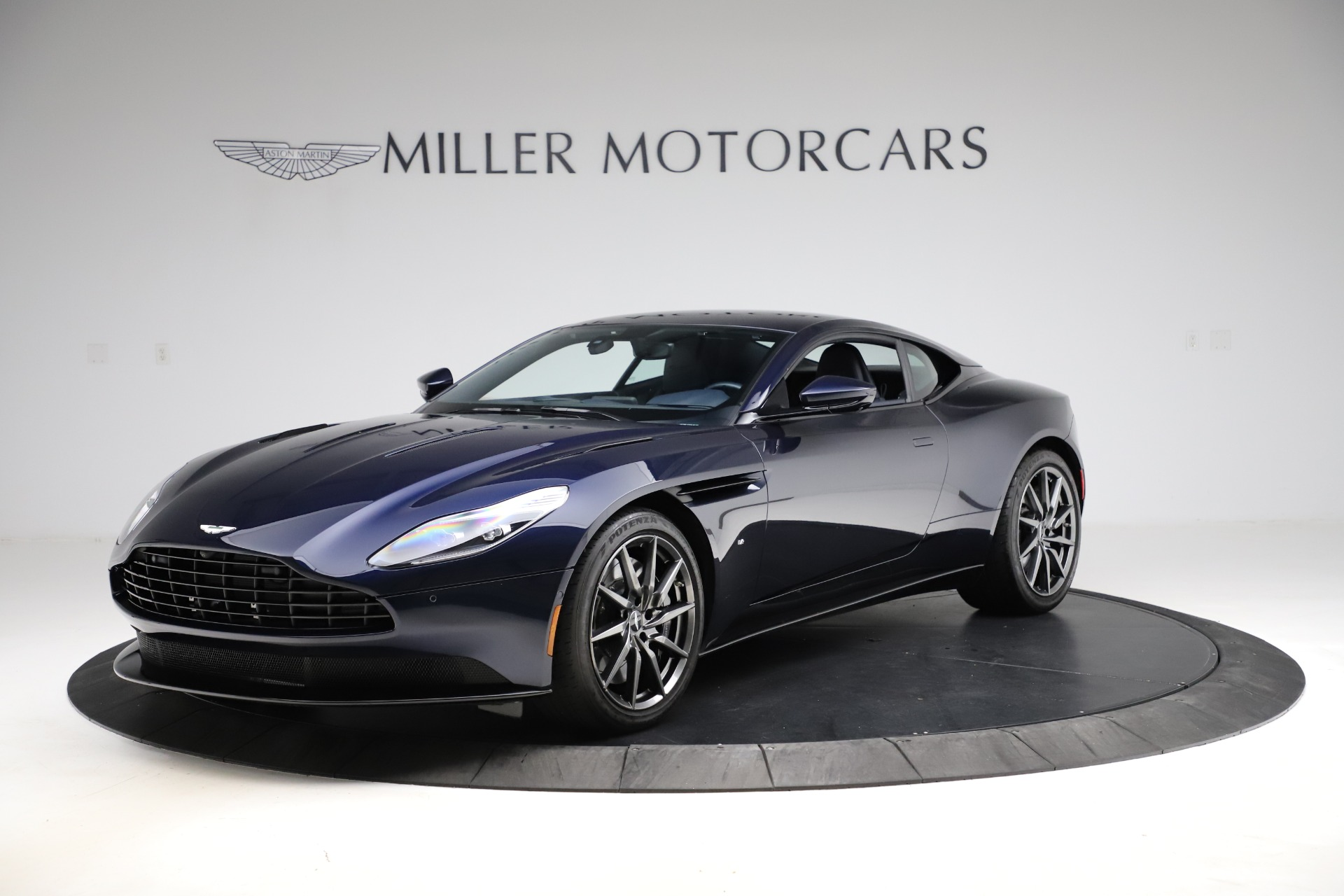 Used 2017 Aston Martin DB11 for sale $159,900 at Maserati of Greenwich in Greenwich CT 06830 1