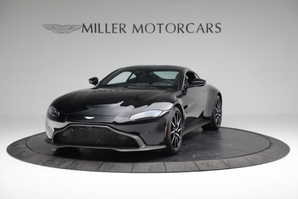 Used 2019 Aston Martin Vantage Coupe for sale $129,900 at Maserati of Greenwich in Greenwich CT 06830 12